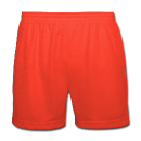 short de foot homme