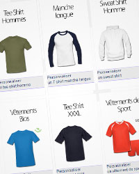 catalogue vêtements à imprimer